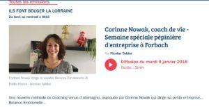 france Bleu interview
